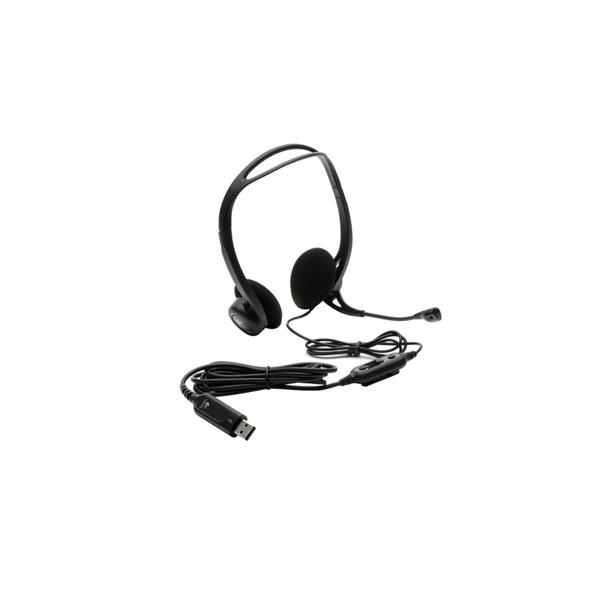 Eladó Headset USB Logitech PC960 - olcsó 80531d5b2d